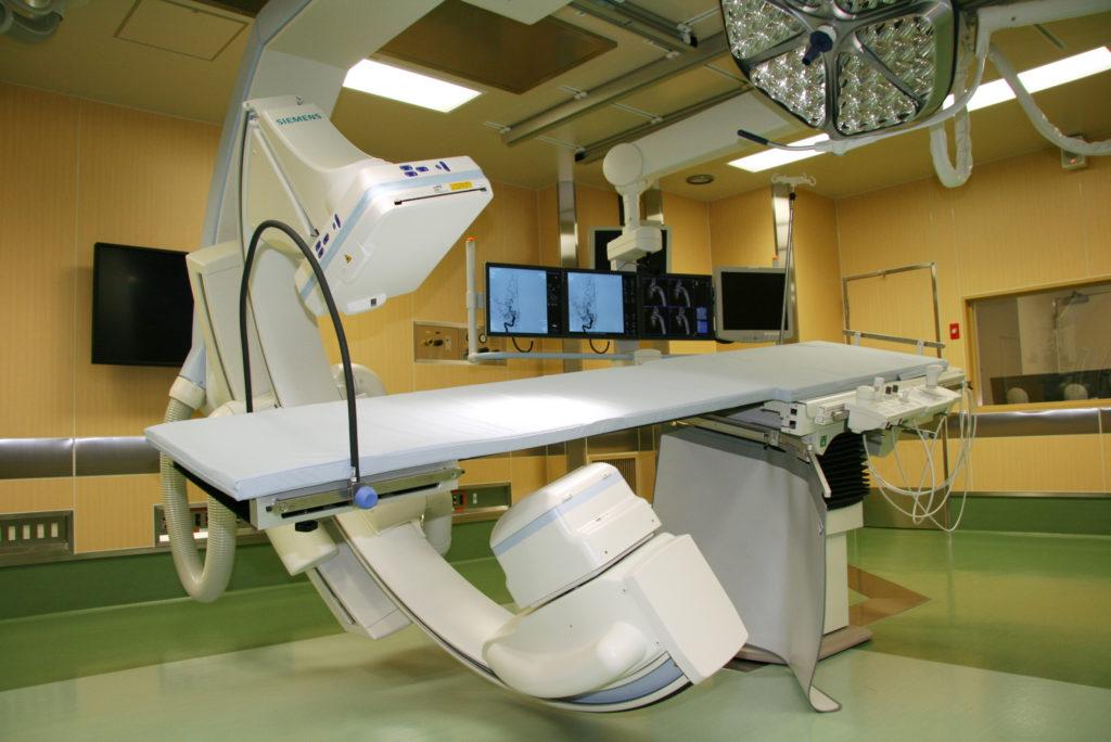 ハイブリッド型手術室