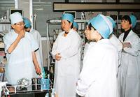 QQ車 総合周産期母子医療センターで研修会 画像