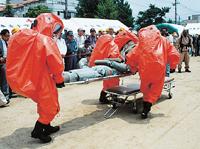 岡山県災害拠点病院 医療救護要員研修会のようす 画像2