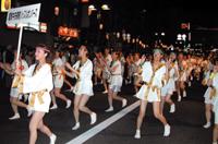 倉敷天領夏祭り 画像