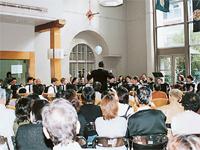 ドイツ学生のコンサート  画像
