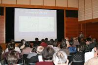 第3回地域がん診療連携拠点病院 市民公開講座 風景画像