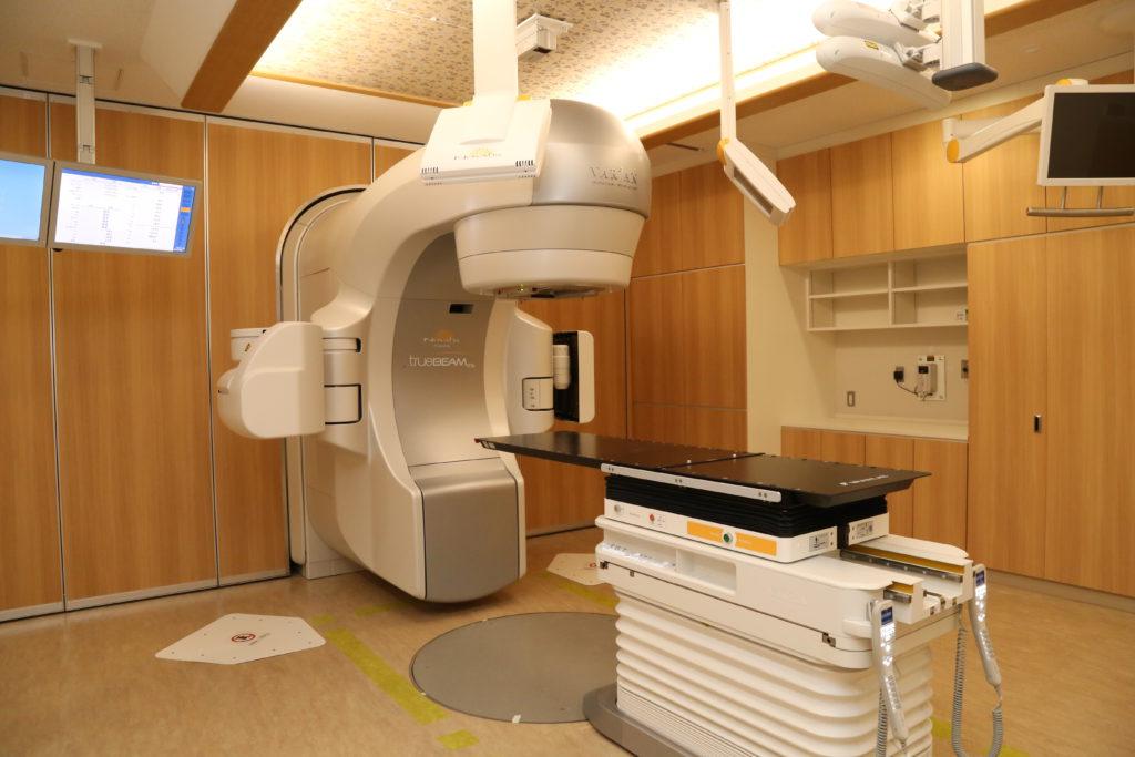 高精度放射線治療装置True Beam STx