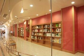 図書室 モザイク