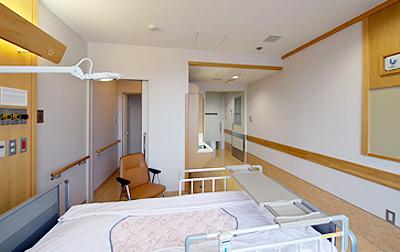個室(シャワー、トイレ付)