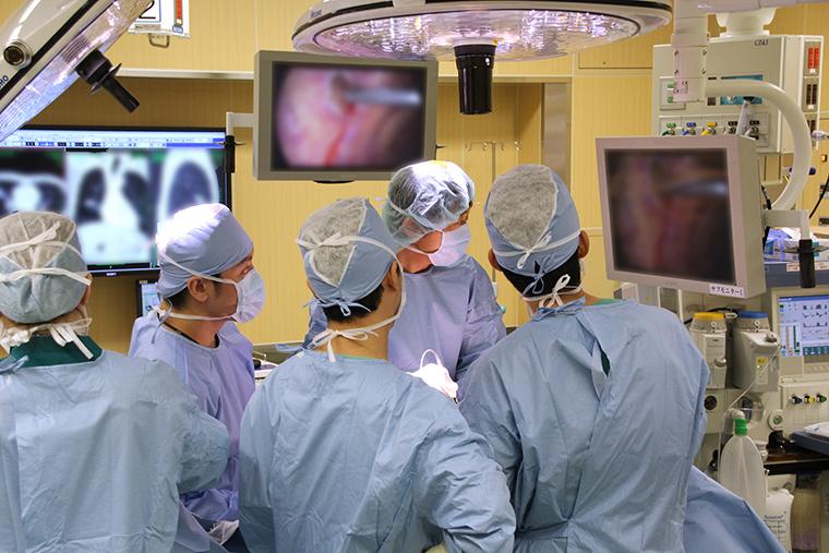手術センター | 倉敷中央病院