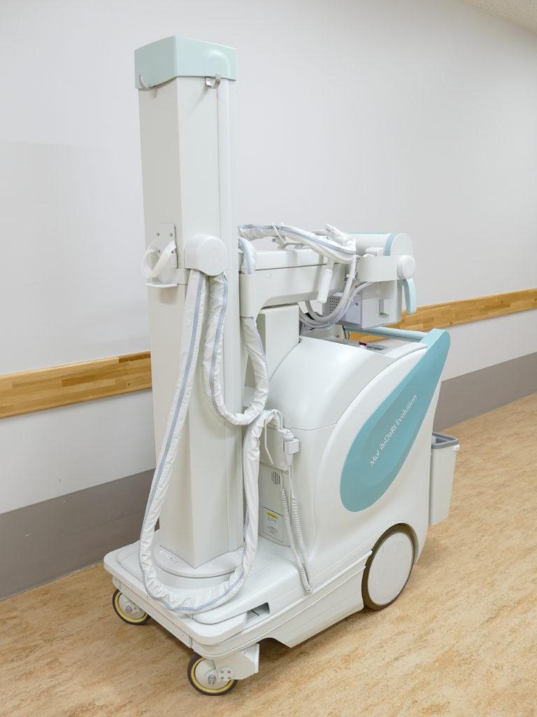移動型X線撮影装置