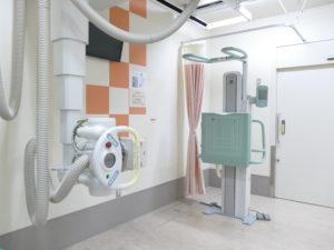 入院用一般撮影室