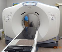 GEヘルスケア社 Optima CT 580W