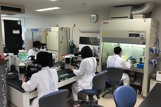 細菌・ウイルス検査
