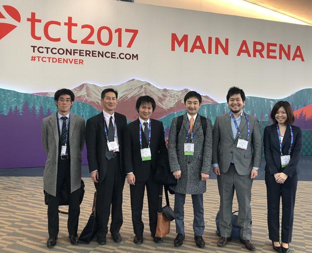 TCT -Transcatheter Cardiovascular Therapeutics Congress 2017