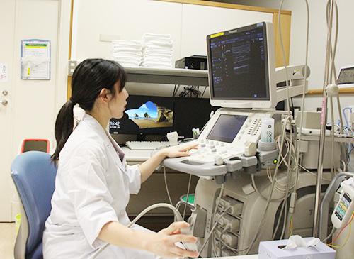 心血管検査室