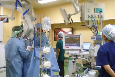 整形外科 術中風景