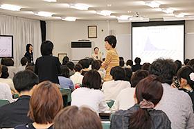 事例発表・意見交換は、他院からの学びの機会