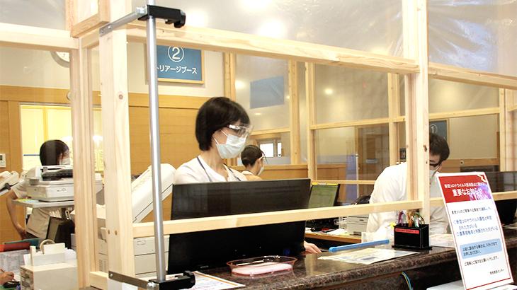 Vol.10 多くの支えに恩返しを  医事診療サービス部  救命救急係 井本 涼子