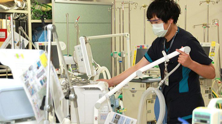 Vol.8 医療人としての成長も   臨床工学部 血液浄化技術室  宇田 武彦